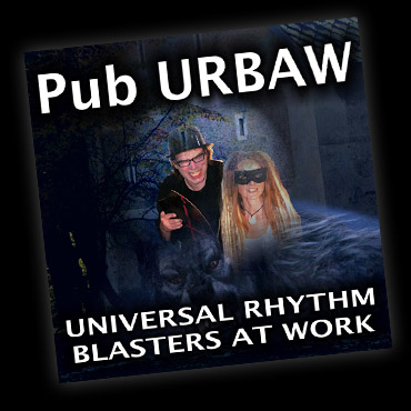 URBAW Cover